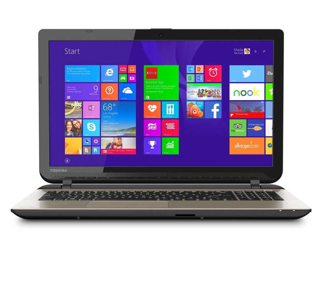 Review of Toshiba Satellite C75D-B7130