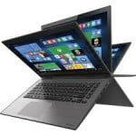 Toshiba Radius Touch screen laptop review