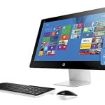 HP All in One Desktop computer